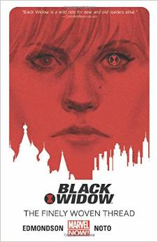 Black Widow Volume 1 by Nathan Edmondson