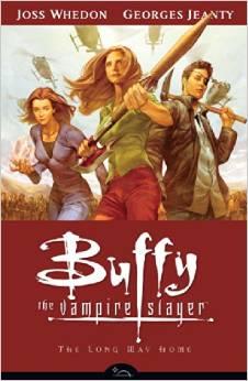Buffy the Vampire Slayer Season 8 by Joss Whedon