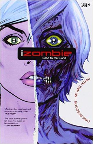 iZombie by Chris Roberson & Michael Allred