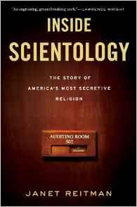 Inside Scientology by Janet Reitman