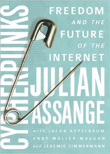Cypherpunks by Julian Assange