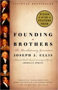 Founding Brothers by Joseph Ellis