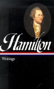Writings by Alexander Hamilton