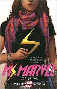 Ms. Marvel by G. Willow Wilson & Adrian Alphona