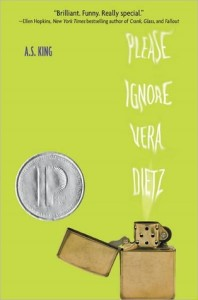 Please Ignore Vera Dietz by A. S. King
