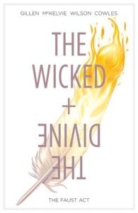 The Wicked + The Divine by Kieron Gillen & Jamie McKelvie