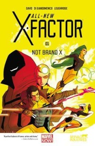 All New X-Factor by Peter David & Giuseppe Camuncoli