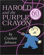 Harold and the Purple Crayon by Crockett Johnson