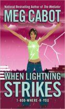 When Lightning Strikes by Meg Cabot (as Jenny Carroll)