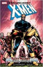 X-Men Dark Phoenix Saga by Chris Claremont & John Byrne