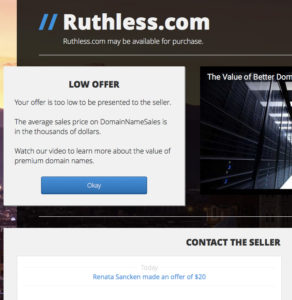Ruthless.com
