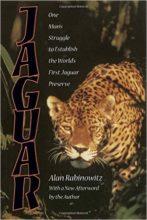 Jaguar by Alan Rabinowitz