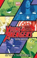 Young Avengers by Kieron Gillen & Jamie McKelvie
