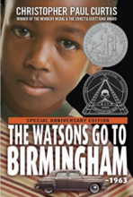 The Watsons Go To Birmingham: 1963 by Christopher Paul Curtis