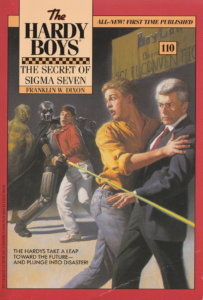 The Hardy Boys and the Secret of Sigma Seven