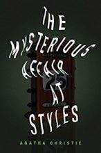 The Mysterious Affair at Styles (Hercule Poirot series) by Agatha Christie