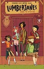 Lumberjanes by Noelle Stevenson, Grace Ellis, & Brooke Allen