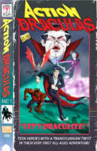 Action Draculas by Jesse Farrell