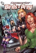 Birds of Prey by Gail Simone, Ed Benes, & Adriana Melo