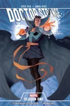 Doctor Strange: Season One by Greg Pak & Emma Rios
