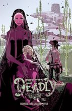 Pretty Deadly by Kelly Sue DeConnick & Emma Rios
