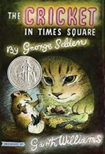 Cricket in Times Square by George Selden