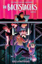 Backstagers by James Tynion IV & Rian Sygh