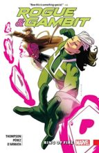 Rogue & Gambit by Kelly Thompson, art by Pere Perez