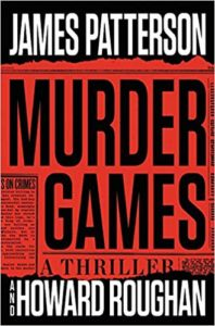 Murder Games (Instinct) by James Patterson