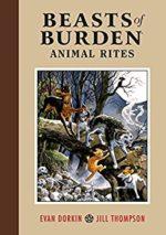Beasts of Burden by Evan Dorkin and Jill Thompson