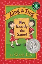 Ling & Ting: Not Exactly the Same! by Grace Lin