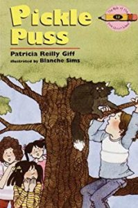 Pickle Puss by Patricia Reilly Giff