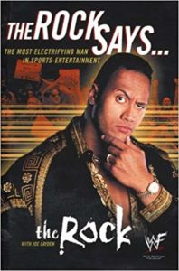 The Rock Says... by The Rock and Joe Leyden