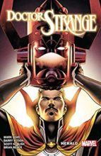 Doctor Strange, Vol. 3: Herald, by Mark Waid, Barry Kitson, Scott Koblish, & Brian Reber