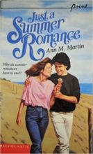 Just a Summer Romance by Ann M. Martin