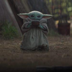 Baby Yoda aka Grogu