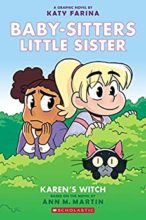 Karen's Witch (Little Sister graphic novel series), adapted by Katy Farina