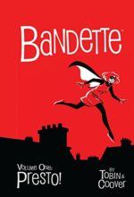 Bandette by Paul Tobin & Colleen Coover