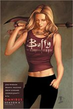 Buffy the Vampire Slayer Season Eight by Joss Whedon, Brian K. Vaughan, Georges Jeanty, Andy Owens & Jo Chen
