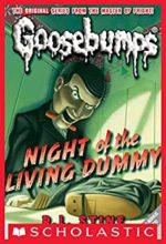 Night of the Living Dummy (Goosebumps series) by R.L. Stine