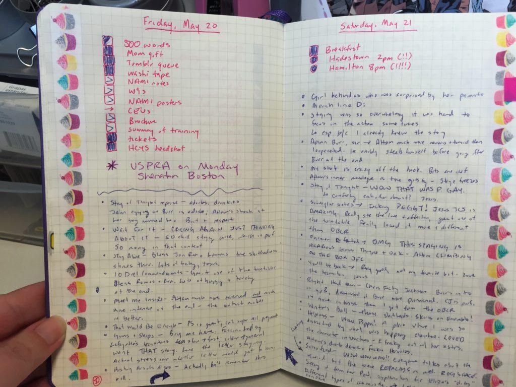 kait's extensive hamilton notes