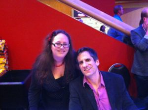 Me & Seth Rudetsky